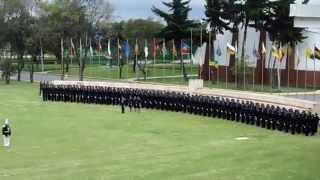 CURSO 103 DE OFICIALES DE LA  POLICIA NACIONAL DE COLOMBIA MY  Germán Olinto Mendez Pabon