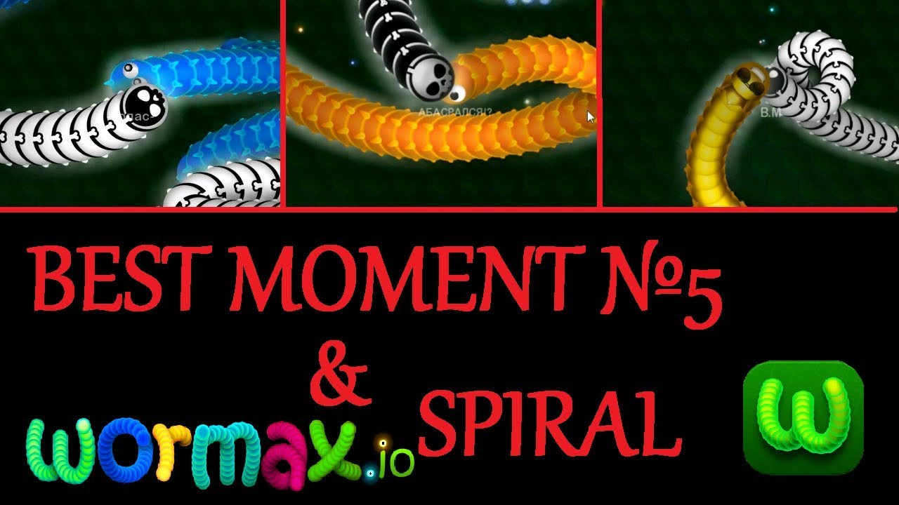 BEST MOMENTS №5 + SPIRAL | WORMAX.IO