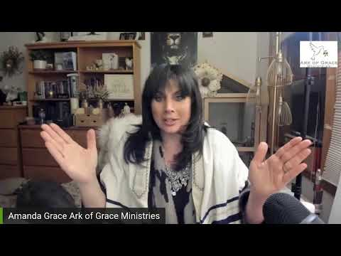 Amanda Grace Talks...A WORD FROM THE LORD: THE MARCH IS ON, GOD IS AWESOME, HIS GLORY DISPLAYED