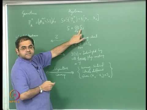 Mod-10 Lec-25 Expanding the Category of Varieties