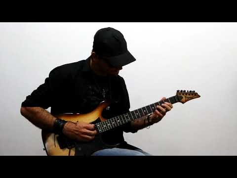 Jam Virtual Fire Guitar 2019 🔥 (Dallton Santos)