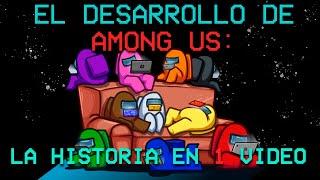 El Desarrollo de Among Us: La Historia en 1 Video I Fedelobo