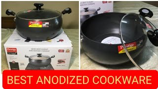 Prestige Hard Anodized Cookware review Best All in one cookware