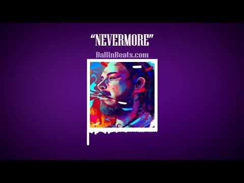 "🎸 ""NEVERMORE"" Post Malone type beat rap rock hardcore banger guitar trap instrumental beats 2018"