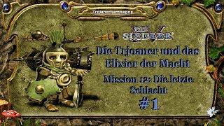 Die Siedler IV. Die Trojaner Mission 12 #1: Die letzte Schlacht