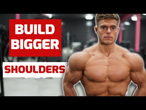 HOW TO MAX YOUR SHOULDER GAINS