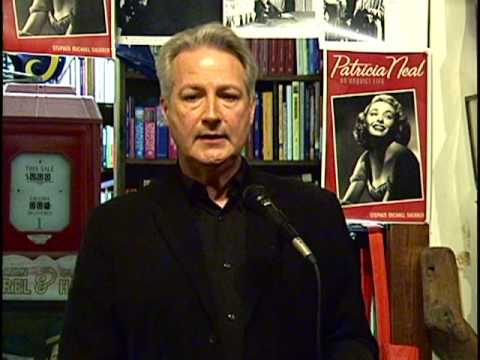Patricia Neal & Stephen Michael Shearer at D.G. Wills Books, La Jolla, 2007: Part Two