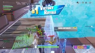 Fortnite new bullseye skin win 33 kills