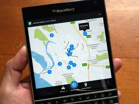 Ambient Details from Wikipedia for BlackBerry 10