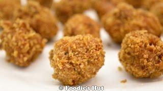 Chilli Chicken Bites  Friendship Day special  Recipe by Foodies Hut #0082