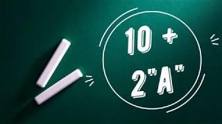 """Видеофрагмент урока """"Правописание Ь знака в середине и на конце слова"""" 2 и 10 классы"""
