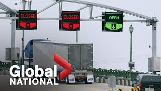Global National: March 18, 2020 | Canada tackles coronavirus with border closure, economic package
