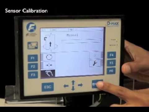 Fife D-MAX Series Web Guiding System, Single Drive Setup