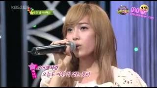 Baixar SNSD Jessica singing part compilation in Good Song