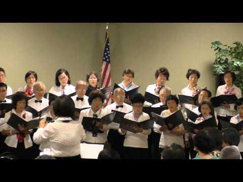 Laguna Woods Village 台灣同鄉會 合唱團 , 2015-08-18