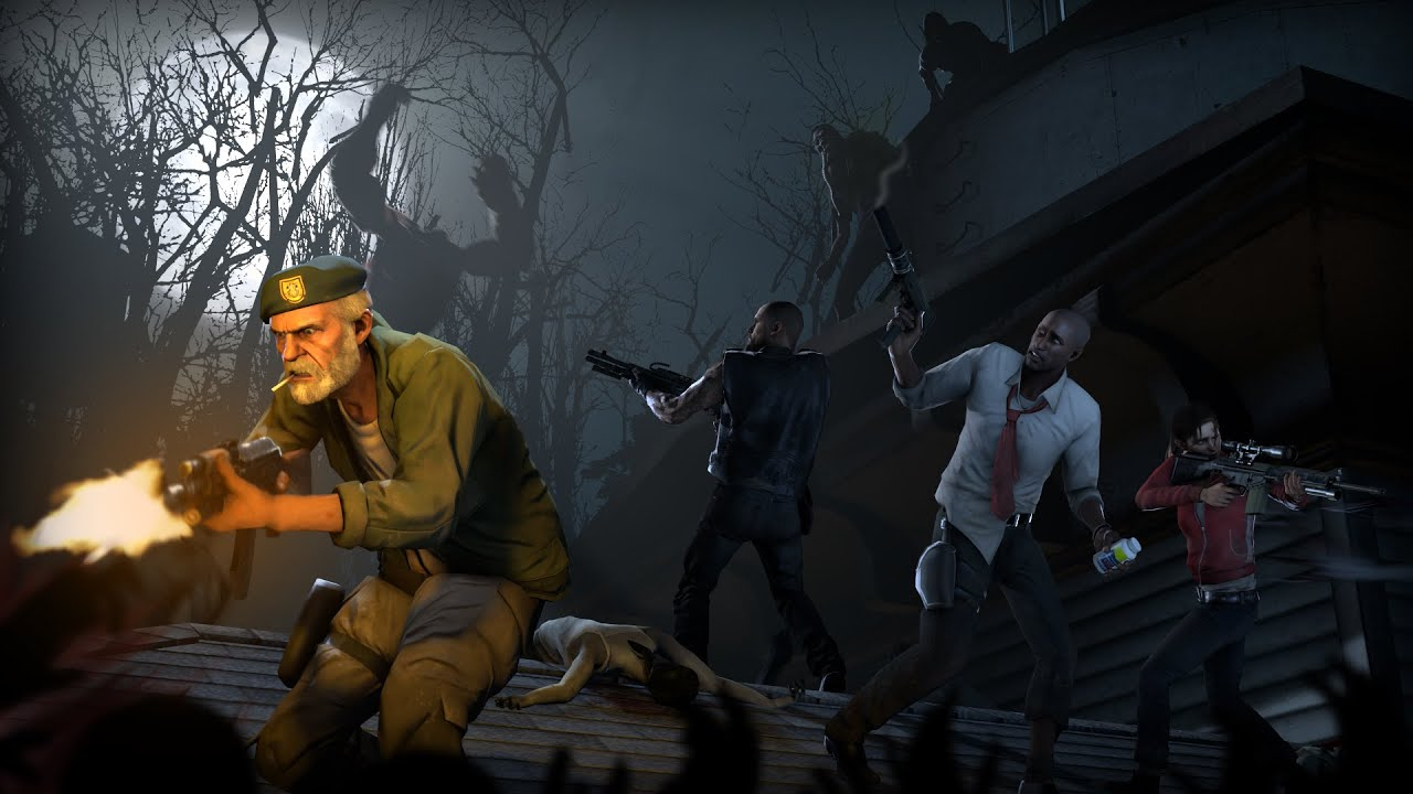 Left 4 Dead 2 Gets One Final Massive Update The Verge