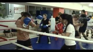 Тайский бокс в Томске - Телеканал Молодежь