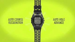 Bushnell Neo iON GPS Golf Watch