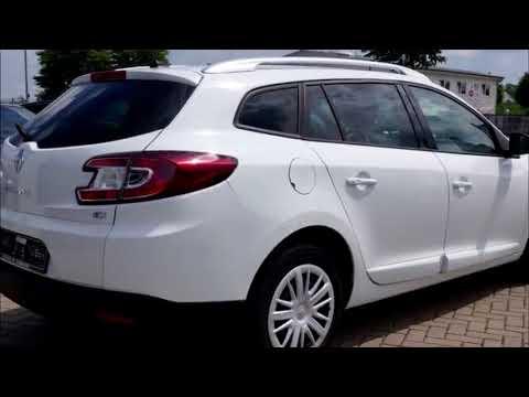 Пригнал Renault Megane 2014 г. (универсал) + ОБЗОР - YouTube