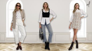 How to Style a White Button-Down   Everyday Outfit Ideas