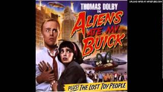 Thomas Dolby - Budapest By Blimp