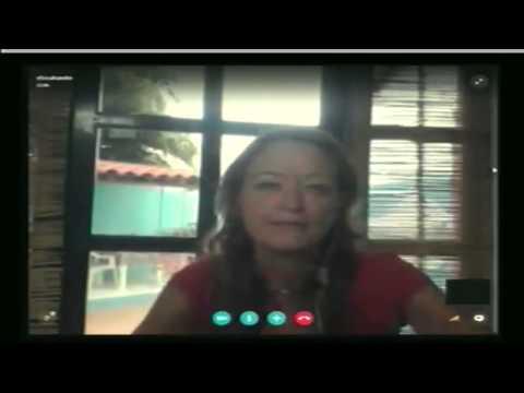 Ernest Hancock Interviews Elissa Hawke Pt 1 of 2