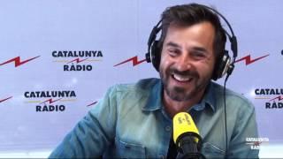 """El matí de Catalunya Ràdio - Santi Millán: """"El mur és un programa extrapolable a la vida"""""""
