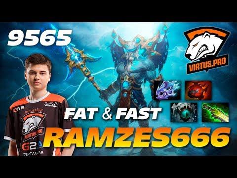 RAMZES666 Phantom Lancer [FAT & FAST] | 9565 MMR Dota 2