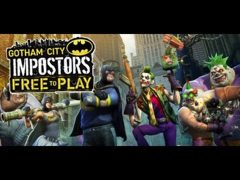 Gotham City Impostors - Hardcore Parkcore - Ep.1 - HD