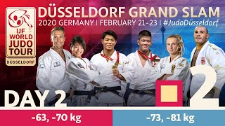 Düsseldorf Grand Slam 2020 - Day 2: Tatami 2