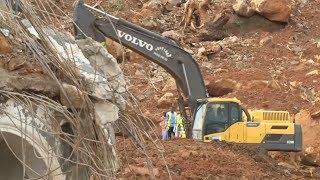 Сьерра-Леоне хоронят жертв и активно ищут пропавших в результате схода оползня (новости)