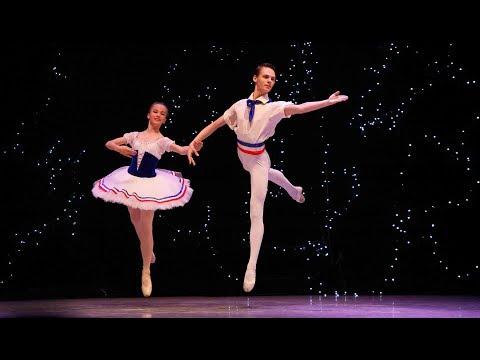 ТАИС. Па де де из балета «Пламя Парижа»