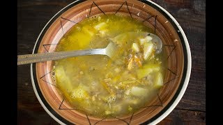 Суп из консервы в масле