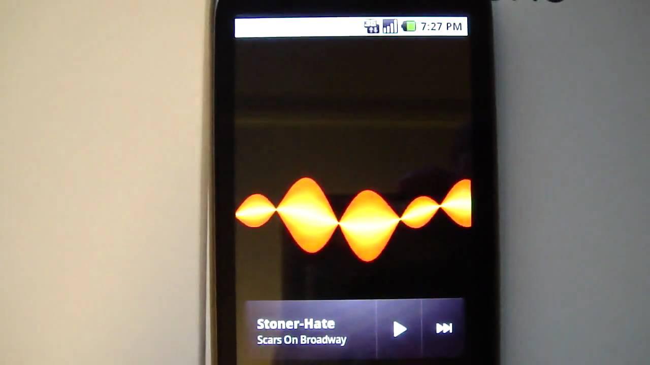 Waveform (Live Wallpaper)