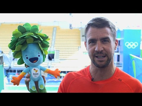 Leon Taylor's guide to diving success - Olympic Games Rio 2016 - BBC Sport