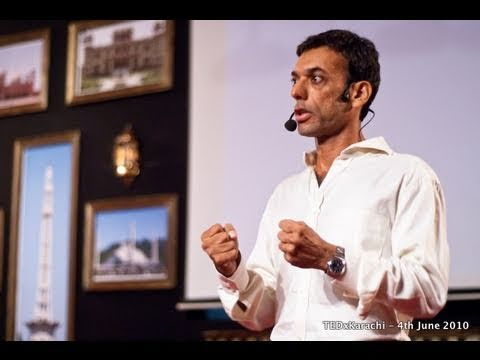TEDxKarachi - Asad Rezzvi - Motivating People into Action