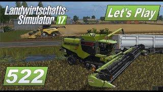 """[""""LS17 Lets Play"""", """"Landwirtschaft Simulator 2017"""", """"Claas Lexion"""", """"Nordfriesische Marsch 4fach"""", """"#522""""]"""
