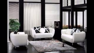 Divani Casa 2815   Modern Bonded Leather Sectional Sofa