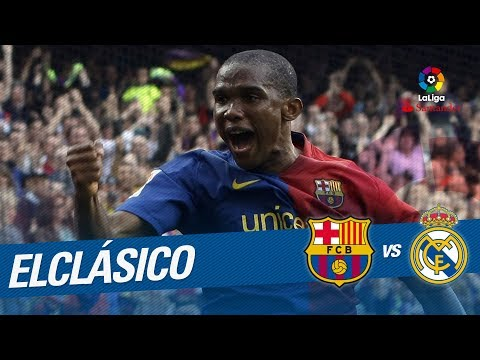 ElClásico - Resumen De FC Barcelona Vs Real Madrid (2-0) 2008/2009