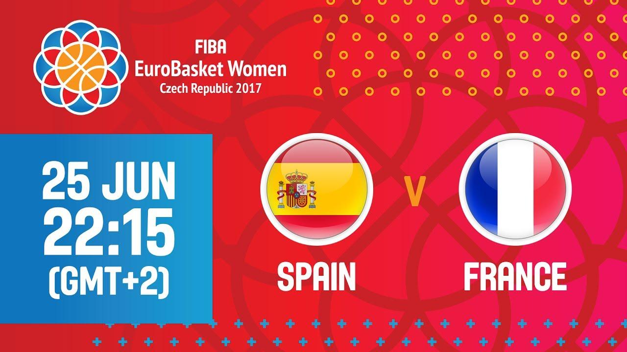Spain v France - Press Conference - Final