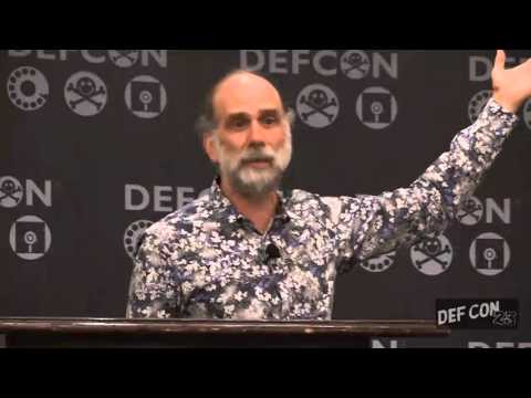 DEF CON 23 - Bruce Schneier - Questions and Answers