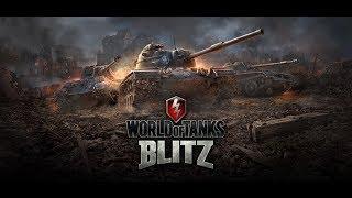 World of Tanks Blitz , тупо иногда нагибаем