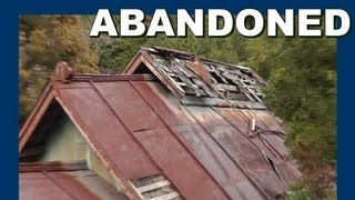 Abandoned Japan farm house - Abandoned Japan 放棄された日本のファームハウス - 日本の廃墟