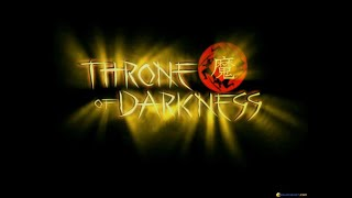 Throne of Darkness gameplay (PC Game, 2001)
