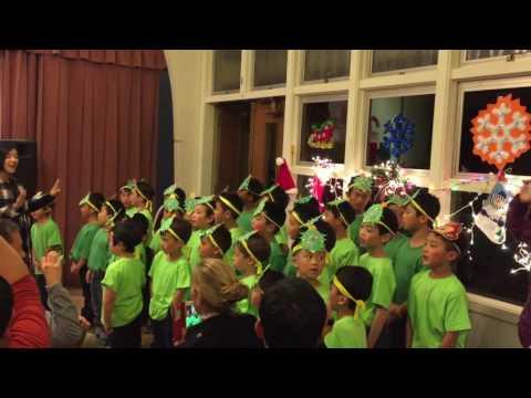 Tristan 2016 green Chinese school