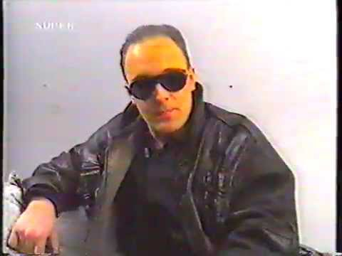 Front 242 : Interview on Super Channel 1989