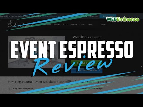 Event Espresso Review - Event Plugin for WordPress - My Impressions After Using It Twice thumbnail