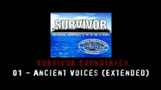 Survivor Official Soundtrack - 01 : Ancient Voices (Extended)