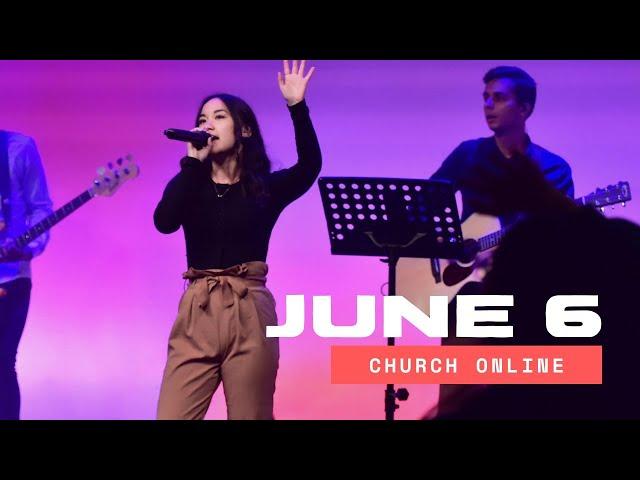 HEAVEN INVADE - 6TH JUN - CHURCH ONLINE