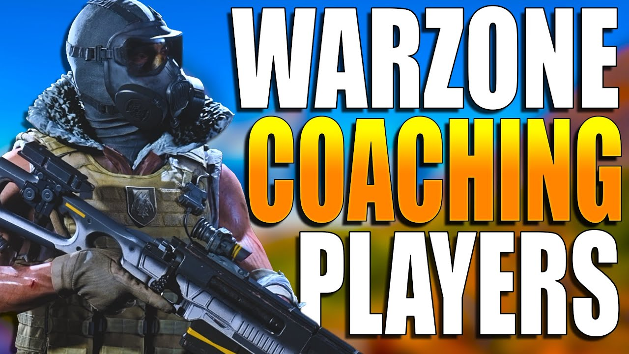 How to get BETTER at WARZONE Solos! Warzone Training! (Warzone coaching Tips and Tricks)